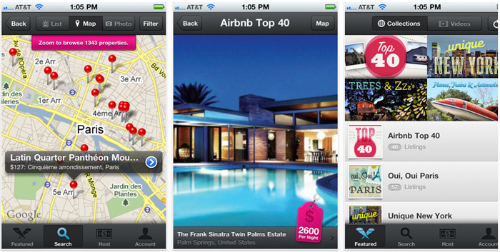 AirBnB (Best Free Apps)