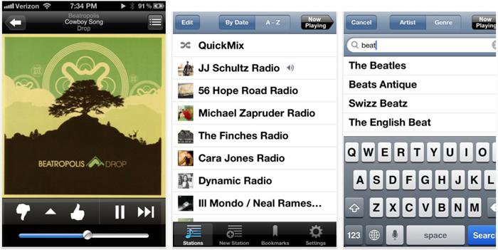 Pandora (Best Free Apps)