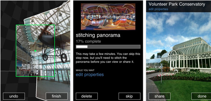Photosynth (Best Free Apps)